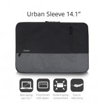 "Ewent EW2535 Urban Sleeve 15,6"" Black/Grey"